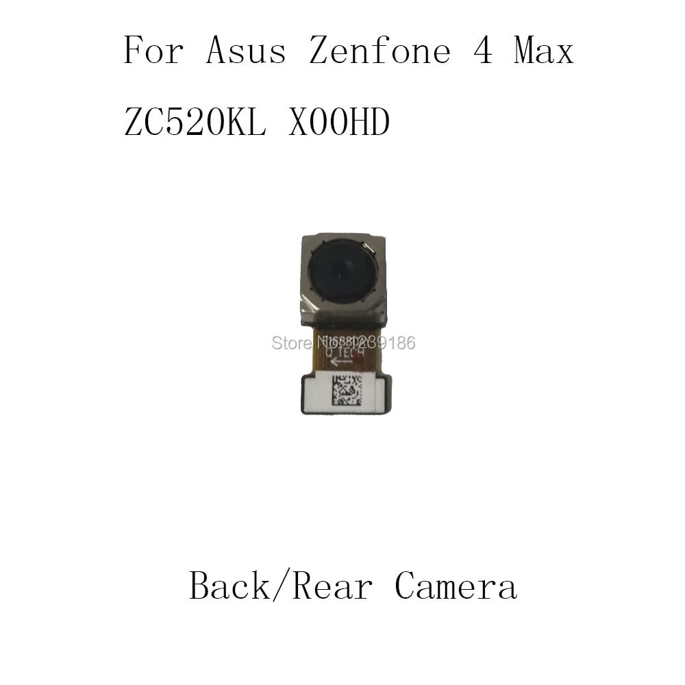 Rear Camera For ASUS Zenfone4 Max ZC520KL back Photo Camera Modules Flex Cable Parts Repair  For ASU