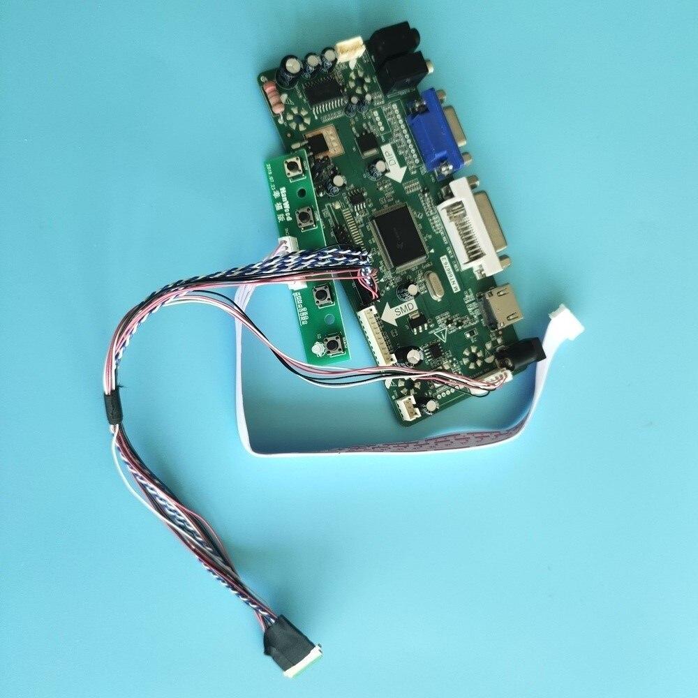 عدة ل LP156WD1 TL 1600x900 شاشة موتور LCD 40pin LED M.NT68676 HDMI + DVI + VGA لوحة تحكم