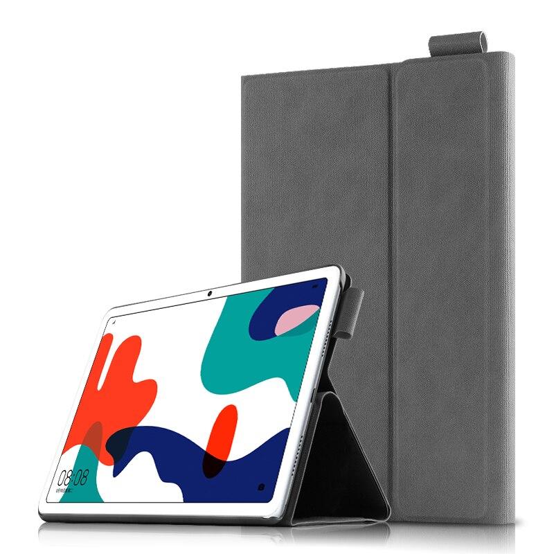 "Para huawei matepad 10.4 caso BAH3-AL00 w09 w19 tablet capa protetora para huawei matepad 10.4 ""2020 manga pu bolsa ficar caso"