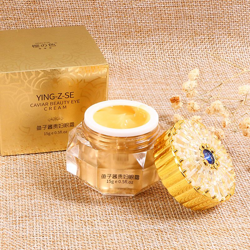 Caviar Eye Cream Firming Moisturizing Essence Remover Dark Eye Against Puffiness And Bags Eye Care Beauty Products
