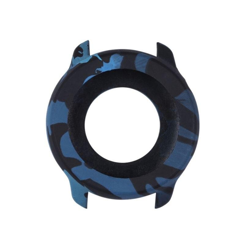 Capa protetora macia para huami amazfit gtr 47mm fino protetor de tela caso capa escudo smart-watch acessórios práticos