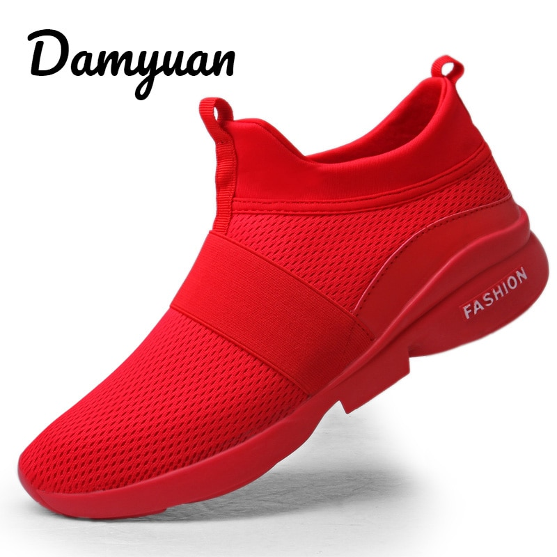 Damyuan 2020 Woman Shoes Sneakers Flats Sport Footwear Men Women Couple Shoes New Fashion Lovers Shoes Casual Lightweight Shoes