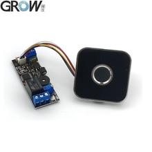 GROW K202+R502-AW DC12V Low Power Consumption Fingerprint Access Control Board