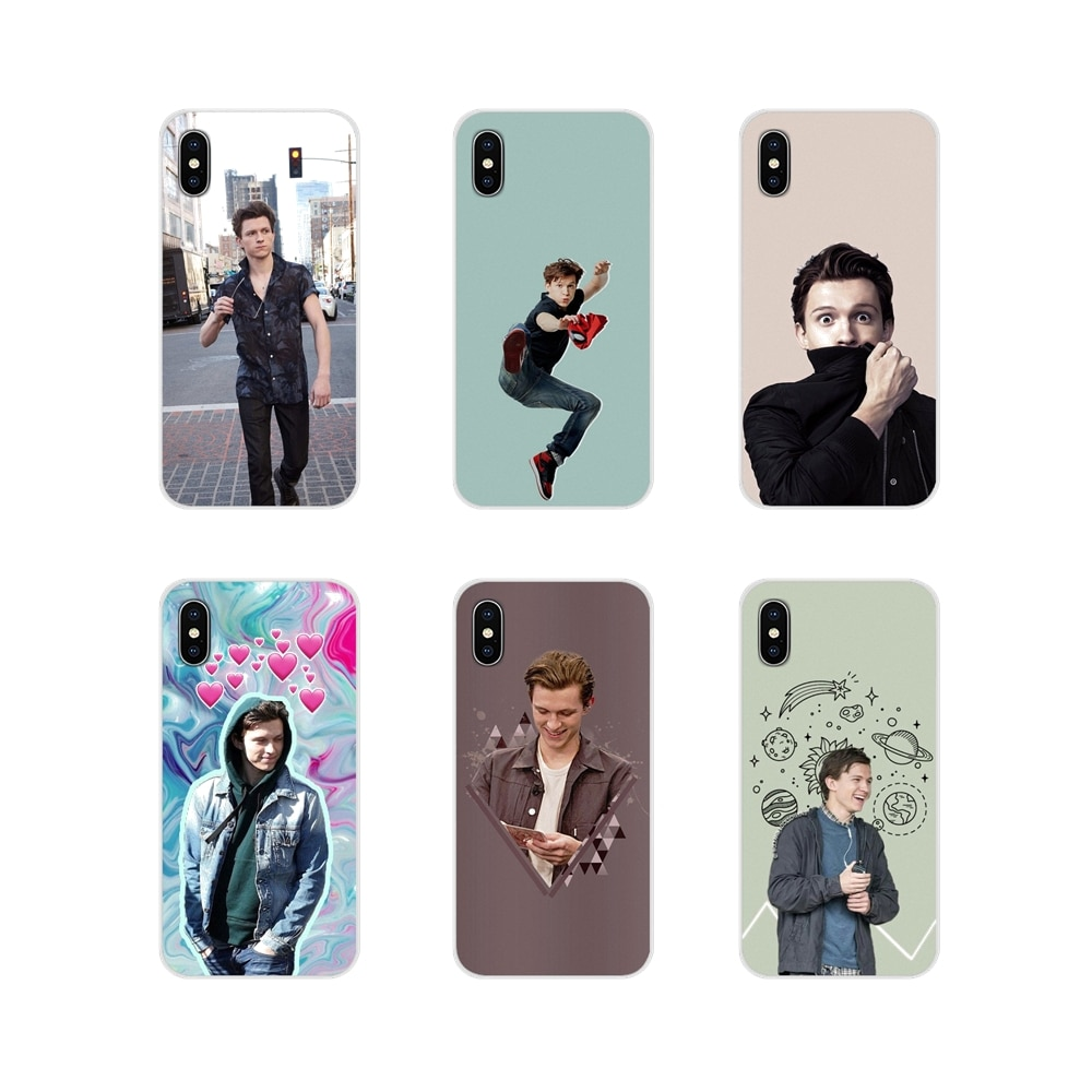 Accessories Phone Shell Covers Tom Holland For Samsung Galaxy A3 A5 A7 A9 A8 Star A6 Plus 2018 2015 2016 2017