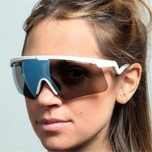 Alba optics Polarized Cycling Eyewear Men women Sports Goggles Road Mtb Bike bicycle Glasses Sunglas