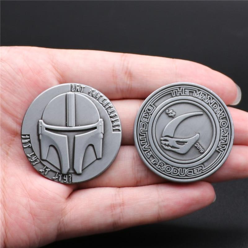 Кино собирать монеты косплей значок-реквизит охотник за головами металлический подарок