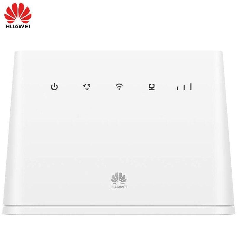 Desbloqueado HUAWEI B311s-220 4G LTE ROUTER WIFI CPE LAN + RJ45 + VOIP