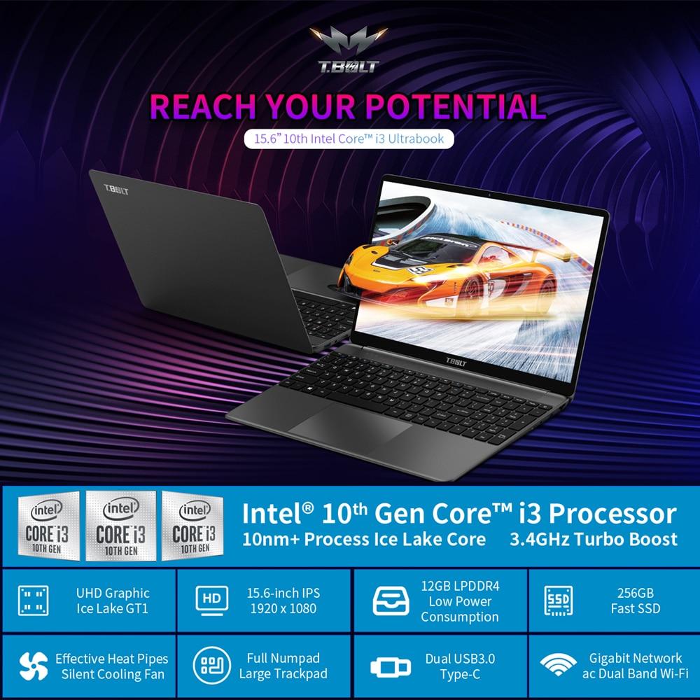 Newest Teclast F15 Pro Laptop 15.6