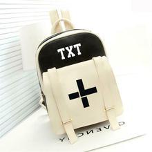 Kpop TXT Fashion Backpack Shoulder Bag Soobin Teahyun Travel Sports Rucksack