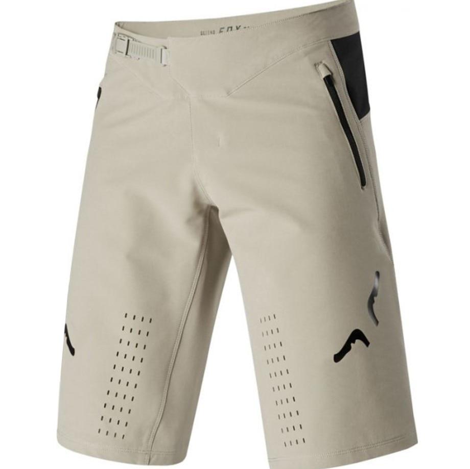 Delicado Fox, pantalones cortos de verano MX Defender para motocicleta, pantalones cortos para Moto urbana, pantalones cortos de carreras ENDURO