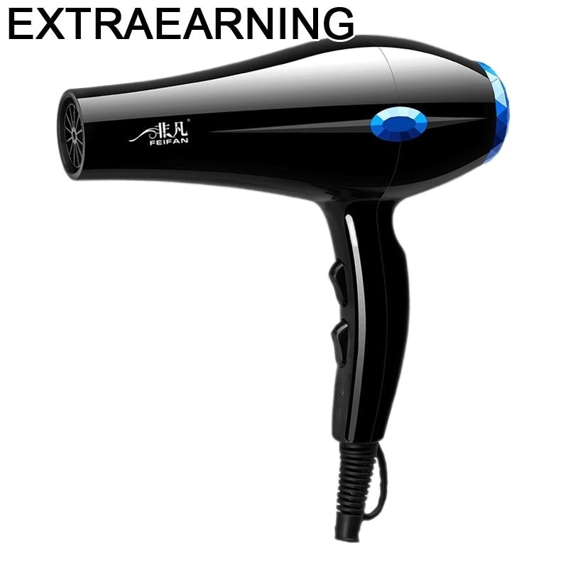 Condicionador de ar portátil para sala ar condicionado escova banheiro mini sopro fora suszarka secador de cabelo