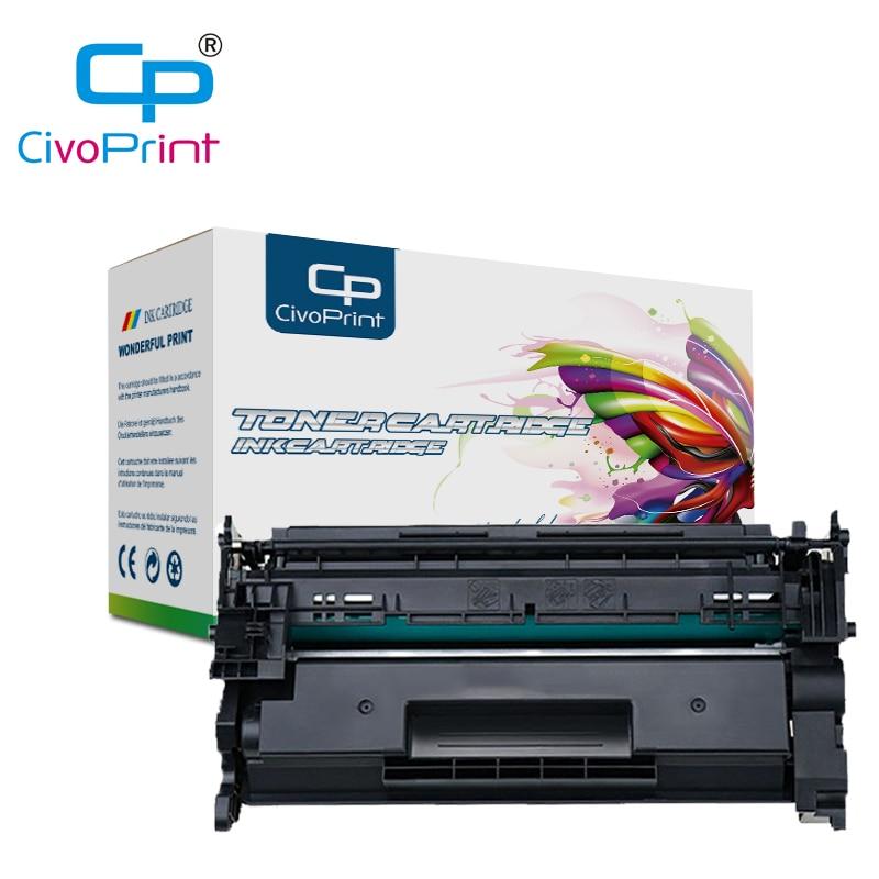 Civic oprint CRG057 خرطوشة حبر 057 متوافقة مع كانون i-SENSYS MF443dw/MF445dw/MF446x/MF449x كانون i-SENSYS p2lb23dw لا رقاقة