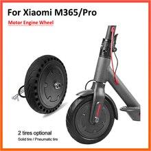 350 w motor da roda para xiaomi m365 m365 pro scooter substituição acessórios 8.5 Polegada scooter elétrico
