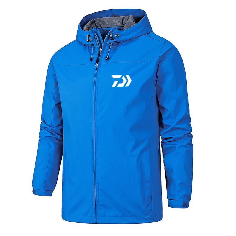 2020 Daiwa Fishing Shirts Outdoor Hiking Trekking Sport Quick Dry Fishing Jacket Men Anti Uv Thin Breathable Fishing Clothes