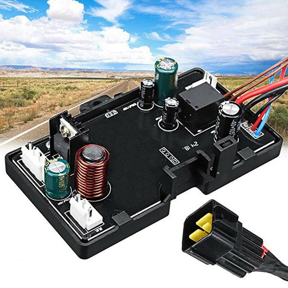Placa base de Control del calentador de aire diésel del coche 95x60x30mm para 12 V/24 V 3KW/5KW partes del calentador de aire acondicionado