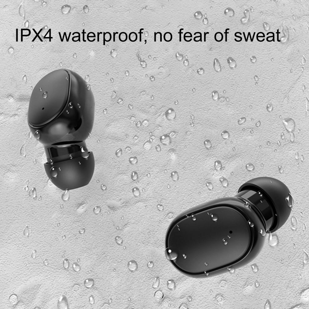 G6 TWS Bluetooth 5.1 Waterproof Wireless Earphone Earbuds with Mic Power Display Headphone Headset Bluetooth Earphone Earbuds enlarge
