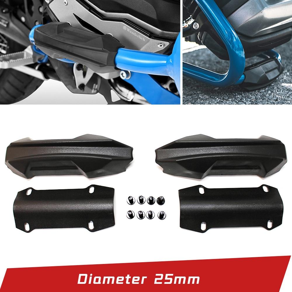 Motorcycle 25mm Crash Bar Bumper Engine Guard Protection For BMW R1250GS R1200GS R1200RT K1600GT R1200RS G310GS