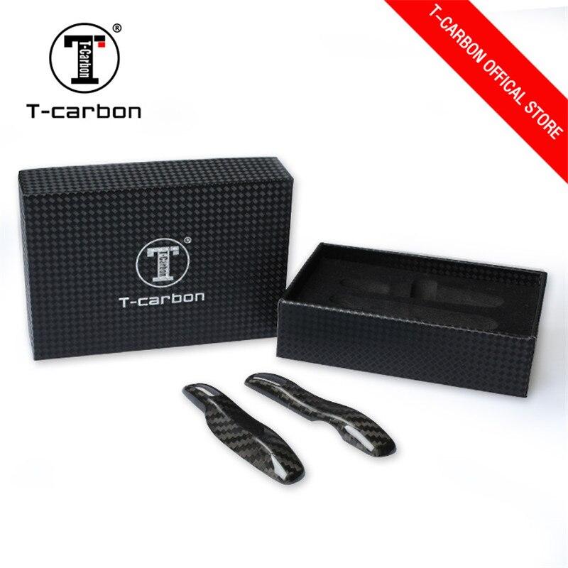 For porsche case key 100% Carbon Fiber Car Key Case Protective Shell Styling Bag  For 911 Porsche Cayenne Macan Cayman Boxster enlarge