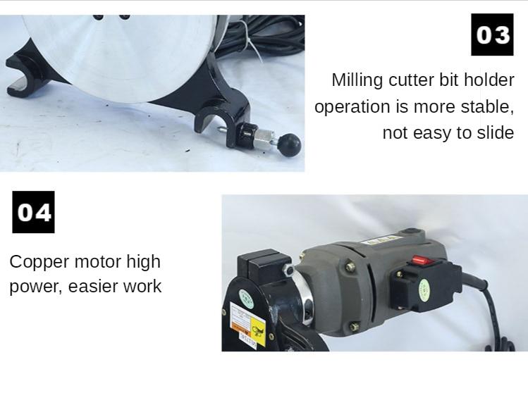 Manual hot melt glue machine, milling cutter, butt welder, electric drill, motor, planer, hot melt machine, planer enlarge
