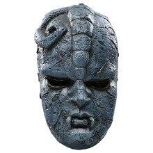 Jojo Bizarre aventure masque gargouille thème Halloween mascarade Latex masque accessoires fête masque fantôme sang pierre masque