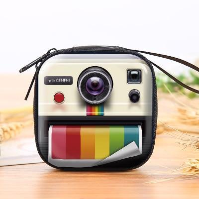 12 teil/los Kamera TV spiel Platz zinn eisen box/mini beutel/schlüssel geldbörse/metall süßigkeiten bleistift fall /münze lagerung tasche/headset geschenk