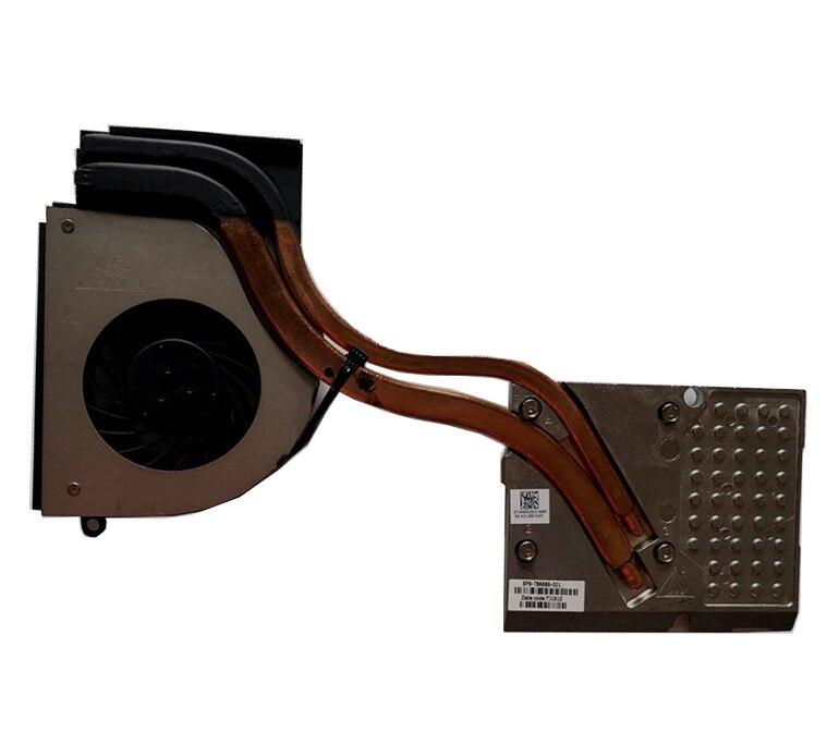 بطاقة رسومات مستقلة لـ HP ZB00K 17 G1G2 ، وحدة المعالجة المركزية ، مروحة AT164002DC0