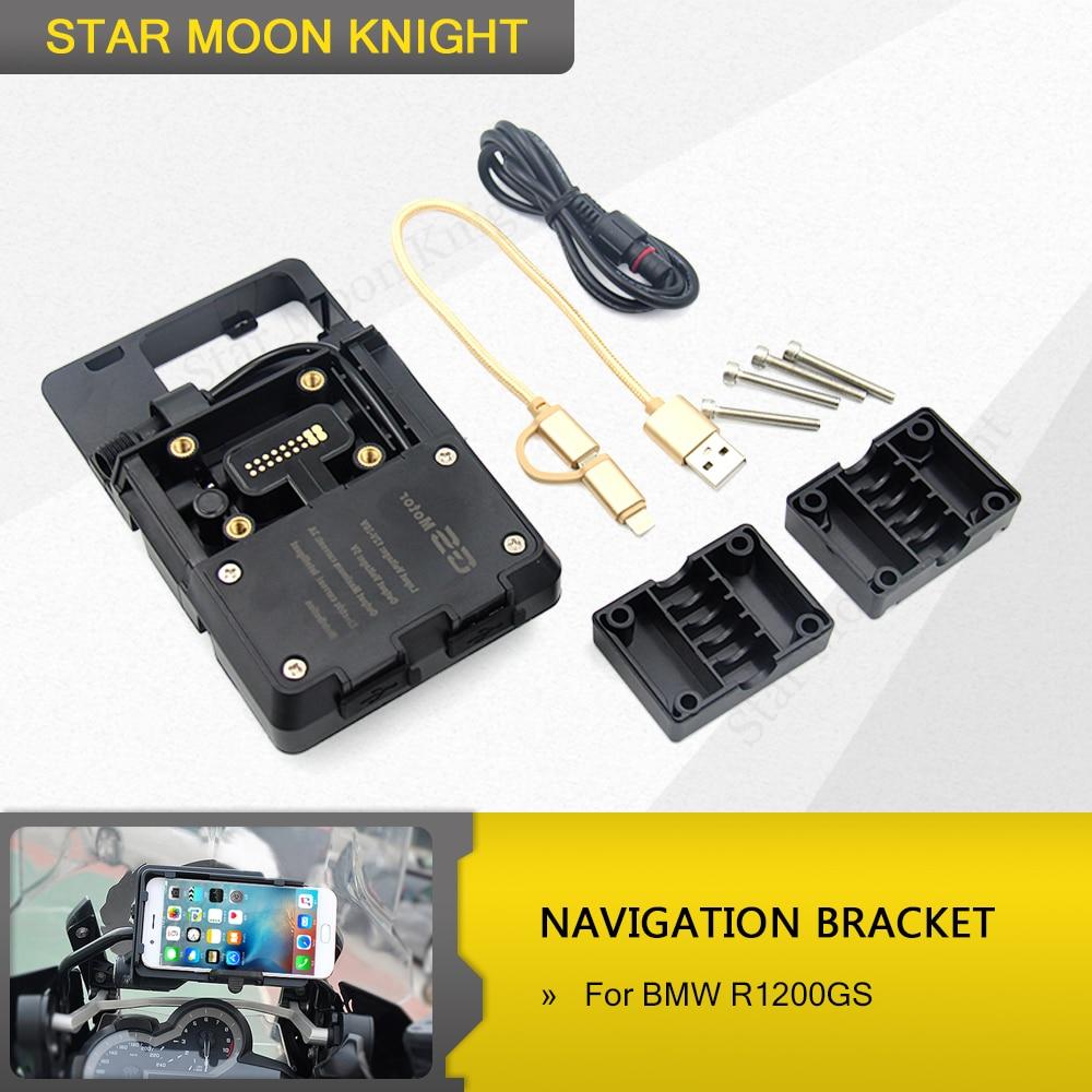 Телефон Мобильный gps навигация для BMW R1200GS 2013-2019 R1250GS 2018-2019 кронштейн для BMW R1200 R1250 1200GS 1250GS