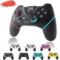 bluetooth compatible pro gamepad for n switch ns switch ns switch console wireless gamepad video game usb joystick control
