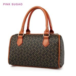 Pink Sugao Luxury Handbag Women Bag Designer Leather Purse Fashion Shoulder Bag Designer Bag Ladies Handbag Tote Bag Fashion