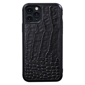 Affordable Luxury Trendy for Iphone12pro Leather Phone Case Apple 12 Crocodile Pattern Phone Case