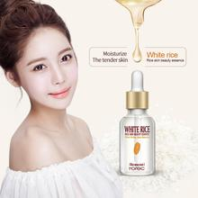 Facial Care products Pure White Rice Serum Essence Moisturizing Anti-Wrinkle Anti-allergy Intense Fa