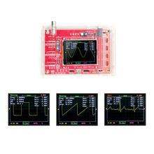 "Gesoldeerd Dso FNIRSI-138 2.4 ""Tft Handheld Zakformaat Digitale Oscilloscoop Kit Smd Gesoldeerd + Acryl Diy Case Cover shell"