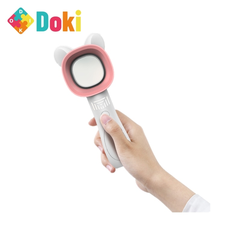 rechargeable water mist mini fan usb fans with 2000mah li battery air ventilador air cooler conditioning for home outdoor Doki Toy  Mini Bladeless Fan Hand held USB Rechargeable Fans 2000mAh Mute Without Vane Outdoor Ventilador Cooler Fan 8H