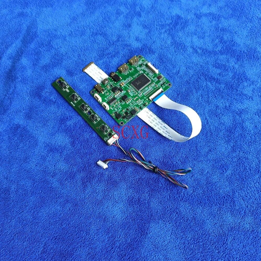 WLED EDP-30Pin 1366*768 ل B140XTN03.2/3/4/9 B140XTN07.1/2/3/4 5 فولت مايكرو USB عدة 2 HDMI-متوافق مع مراقب المراقب مجلس