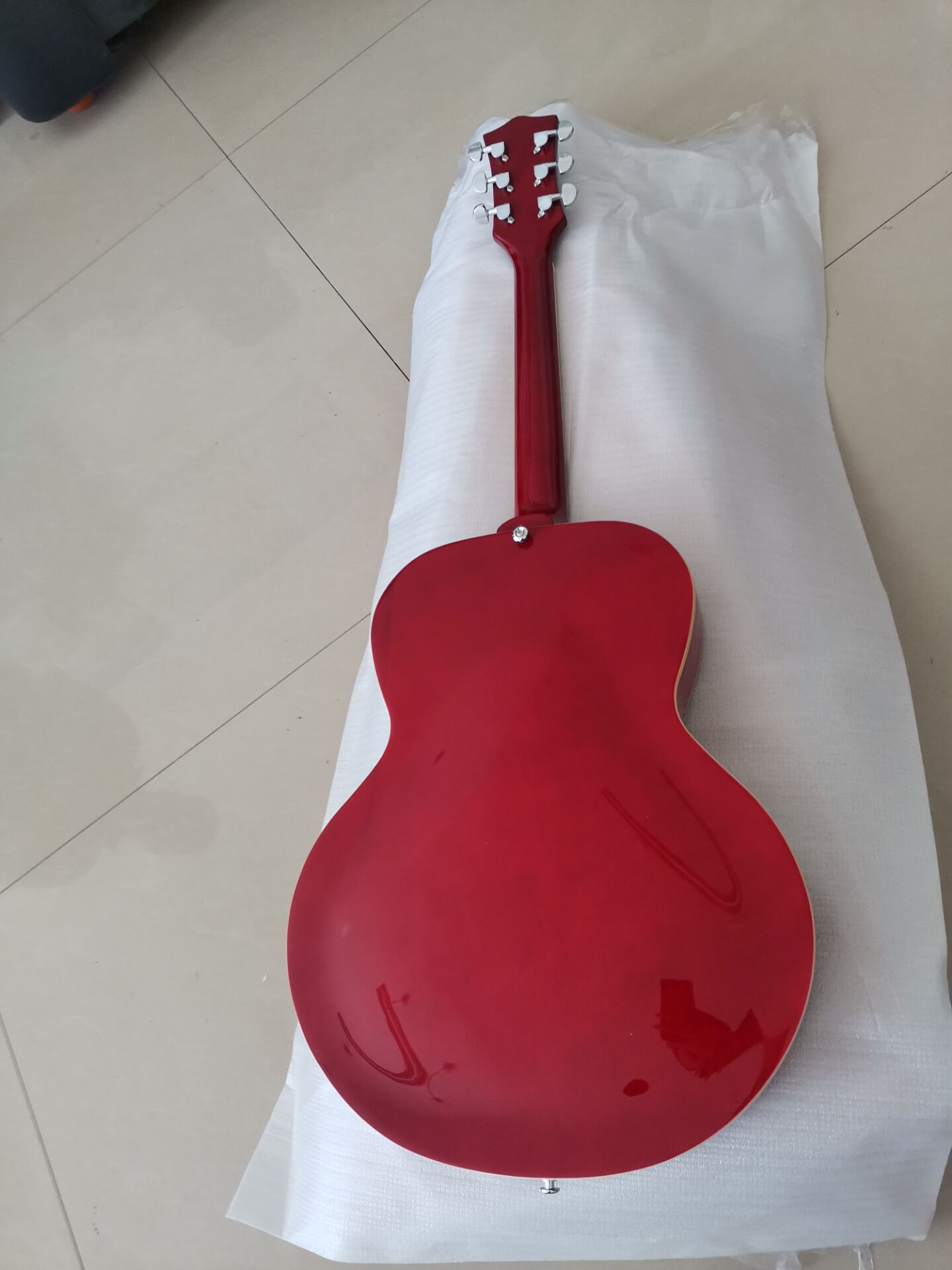 good quality Resonator electric guitar acoustic guitar free shipping enlarge