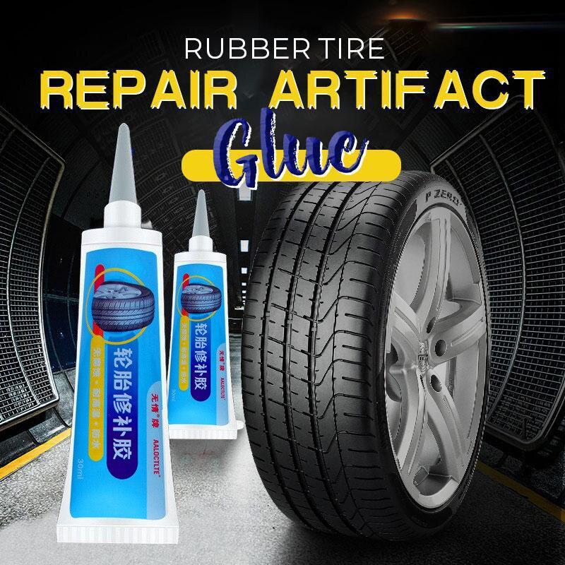 Черный артефакт для ремонта автомобильных шин, клей-герметик, супер герметик, Ремонт автомобильной резины, инструменты для ремонта автомоб...