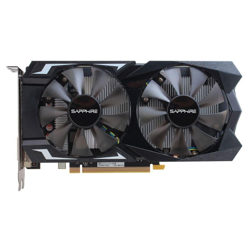 Sapphire-بطاقة رسومات Radeon Rx560D لسطح المكتب ، 4 جيجابايت ، Gddr5 ، Pci Express 3.0 ، Directx12 ، بطاقة رسومات خارجية ، مستعملة