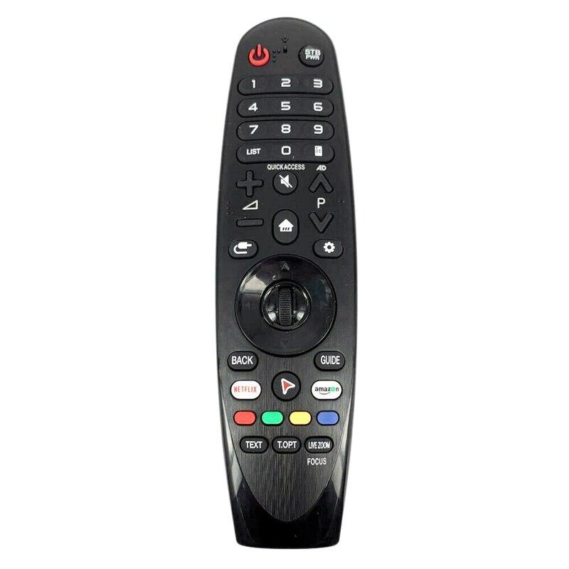¡Novedad! AM-HR18BA de Control remoto ABGN para LG AI ThinQ Smart TVs a distancia UK6200 UK6300 con AN-MR18BA de reemplazo de recepción USB