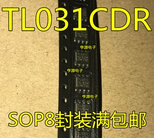 TL031CD TL031CDR TL031C operational amplifier chip can play SOP8 new and original