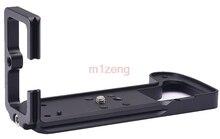 XH1 métal à dégagement rapide L plaque/support support poignée verticale pour appareil photo Fujifilm Fuji X-H1 Arca support L suisse