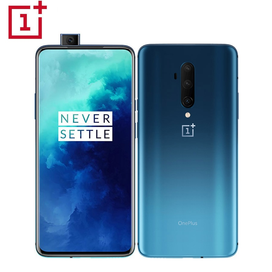 Глобальная версия Oneplus 7T Pro HD1910 8 Гб 256 мобильный телефон 6,67 дюймSnapdragon 855 + Octa core 48MP 4085 мА/ч, 30W 4G NFC Смартфон