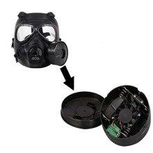 Ventilateur de filtre de respirateur de gaz accessoires de remplacement portatifs à piles détachables de protection de visage