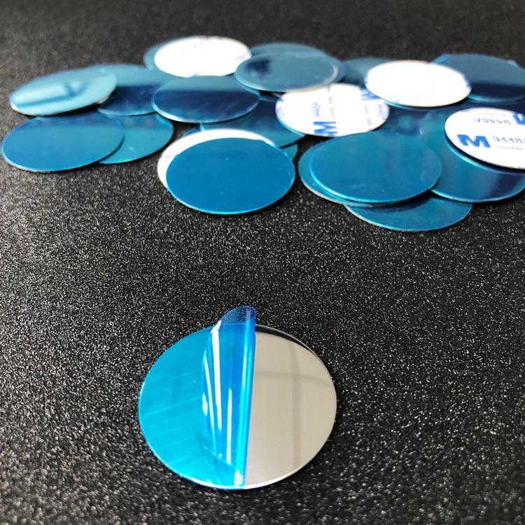 1pcs/3pcs/5pcs 30x0.3mm Sticker Metal Plate disk iron sheet for Magnet Mobile Phone Holder For Magne
