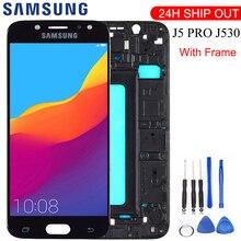 LCD réglable Galaxy J530 2017 pour Samsung J5 2017 écran tactile numériseur J5 Pro J530 J530F LCD 5.2 pouces