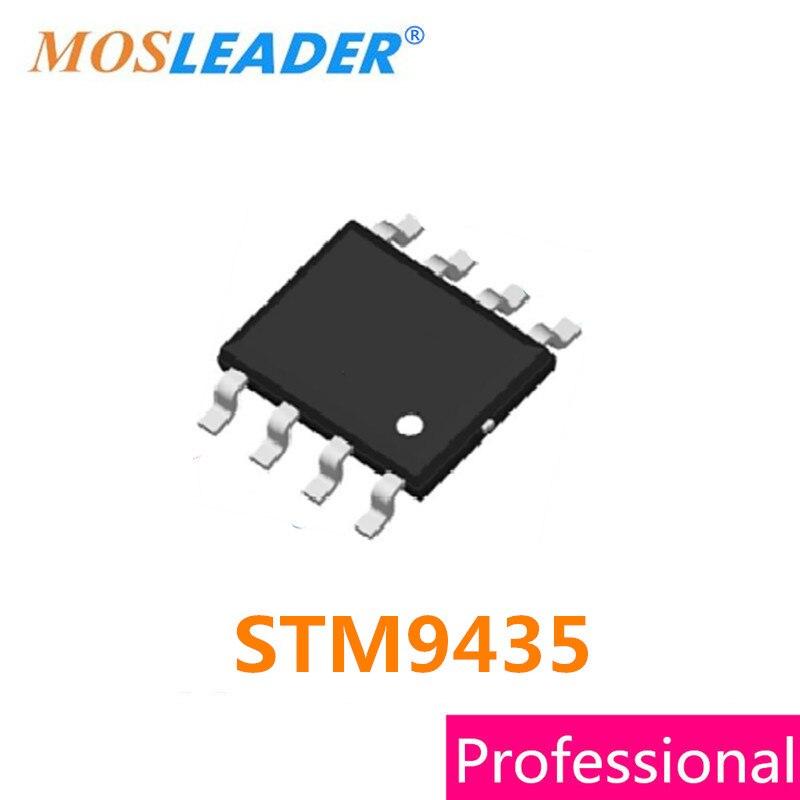 Mosleader SOP8 100 قطعة STM9435 Mosfets عالية الجودة