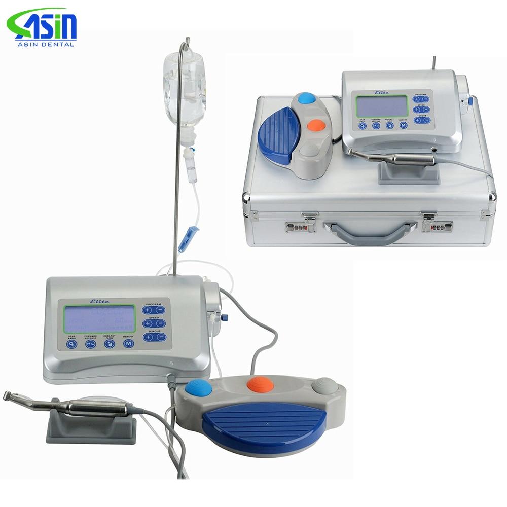 CE Высококачественная моторная система для зубного импланта с 20:1 светодиодным/светодиодный ным углом