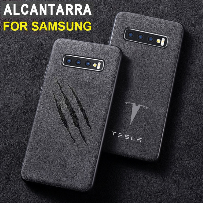 Luxury Racing Car Logo Case for Samsung Galaxy S10 Plus S10E S8 S9 S9P Note 8 9 10 Plus GTR Batman Silicone Cover Coque