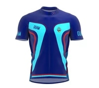 2021 guam more style menwomen classic cycling team short sleeved bike road mountain race clothing maillot outdoor bike jersey