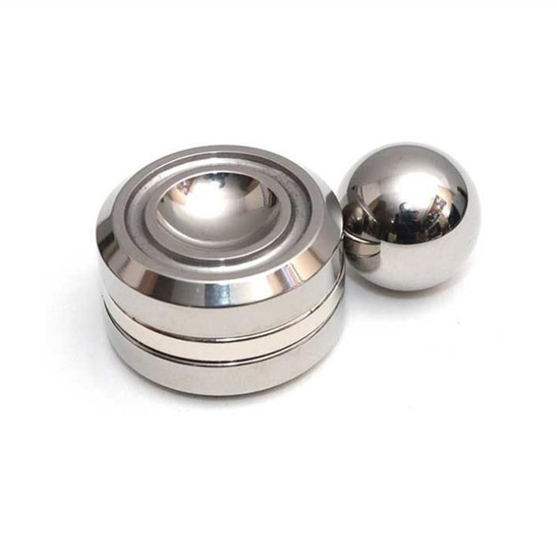 New Fidget Spinner Toys Adult Antistress Magnetic Metal Spiner Ball Stress Reliever Artificial Satellite Hand Spinner Stress Toy enlarge