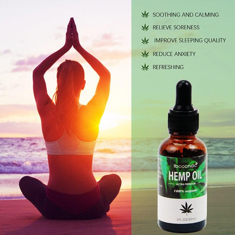 Конопляное масло снимает боль и улучшает сон, конопляное масло, эфирное масло для массажа, эфирное масло для тела